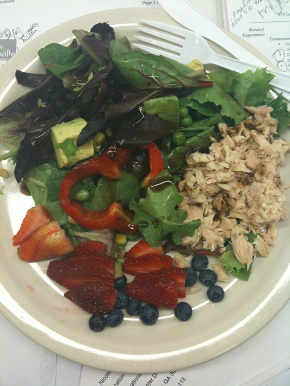 Healthy Eating at Work Series