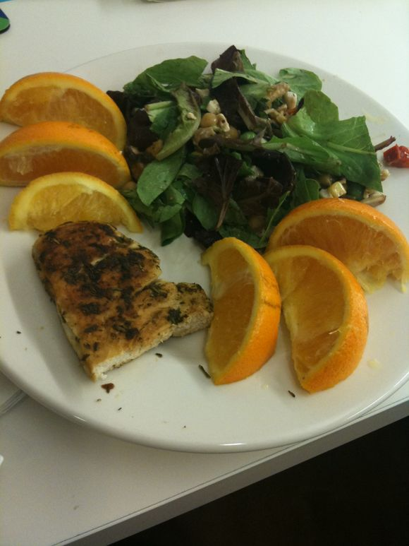Healthy Eating at Work Series: Late Lunch